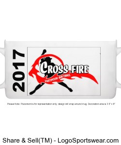 Crossfire 2017 Coffee Mug Design Zoom
