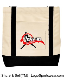 Crossfire Boat Bag Design Zoom