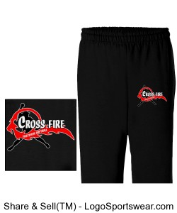 Crossfire Sweat Pants Design Zoom